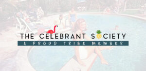 Proud Member of the Celebrant Society