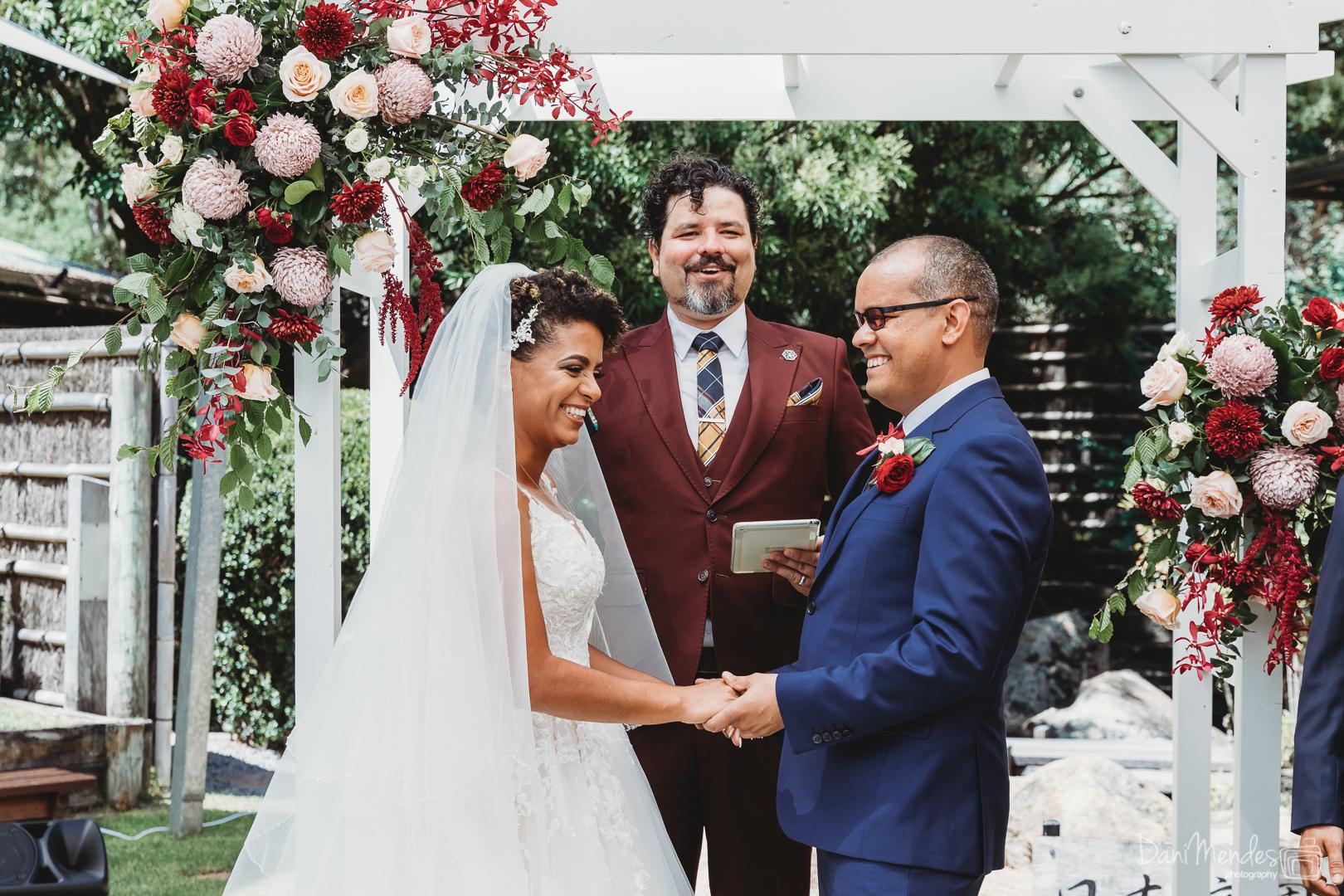 A Wedding kinda like no other